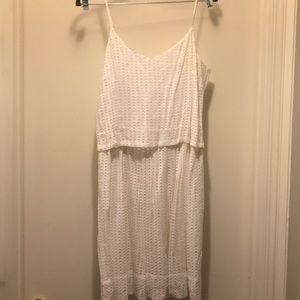 Madewell Eyelet Dress